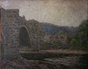 16th Century Bridge, Wales